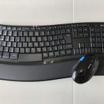 マイクロソフト キーボード ワイヤレス